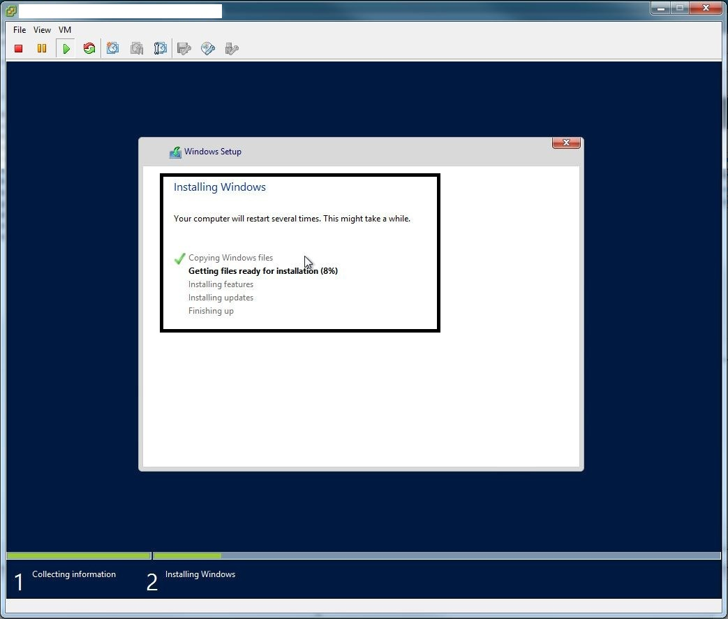 Vmxnet3 Driver Windows Server 2012