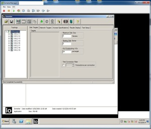 Iometer Manager