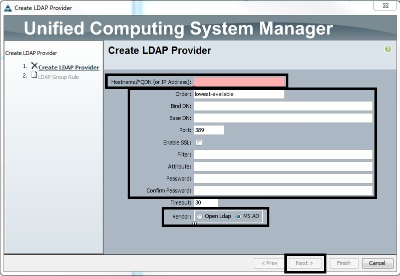 Cisco UCS Configuration Guide for vSphere – Part 6 – Admin
