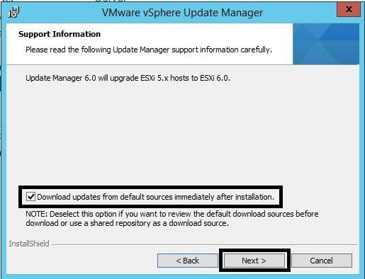 vSphere 6 0 Basics – Part 5 – Installing vSphere Update